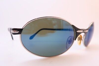 Vintage Persol sunglasses metal Mod 2013-S size 56-20 130 made in Italy
