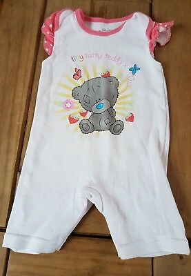 george tatty teddy romper 3/6 months vgc combine postage create your own bundle