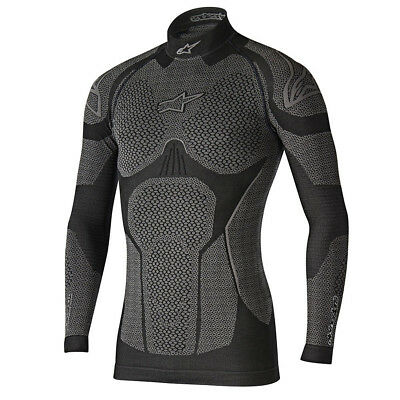 NEW Alpinestars Ride Tech Winter Motorcycle Thermals Base Layer LS Top
