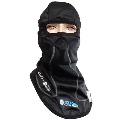 NEW Oxford Chillout Motorcycle Thermals Winter Balaclava