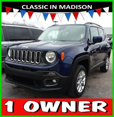 Jeep Renegade LATITUDE 4X4 2017 JEEP RENEGADE LATITUDE * 4WD * SUV