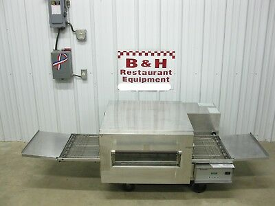 "Lincoln Impinger 18"" Conveyor Belt Pizza Sub Oven w/ Sandwich Door 1132"