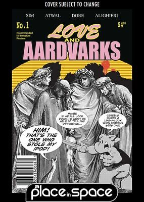 Cerebus: Love And Aardvarks #1 (Wk17)