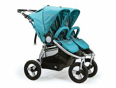 Bumbleride Indie Twin 2018 Tourmaline Wave Brand NEW!! FREE SHIPPING!!