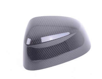 BMW X3 F25 Left Wing Mirror M Performance Carbon Cover 51162337577 New Genuine