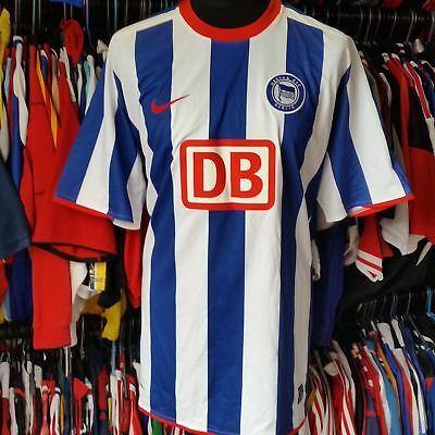 Hertha Berlin 2008 Home Football Shirt Nike Jersey Size Adult 2Xl