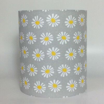 Daisies, Bluebell Woods Medium Fabric Light Shade