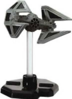 Star Wars miniatures 1x x1 TIE Interceptor Ace Starship Battles NM with Card