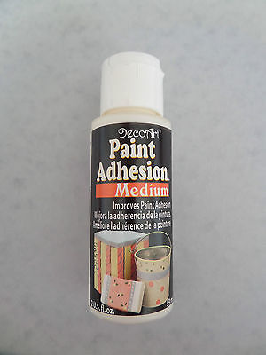 DECOART CANDLE PAINTING MEDIUM. PAINT ADHESION MEDIUM. ACRYLIC CANDLE PAINT 59ml
