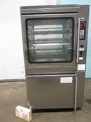 """hobart - Ka7E"" H.d. Commercial Dual Phase Electric Chicken/rib Rotisserie Oven"