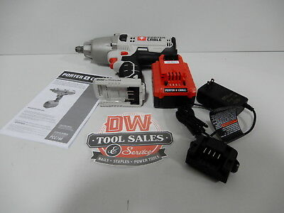 Porter Cable Cordless 1/2″ Drive Impact Wrench 20V Cordless 4.0Ah