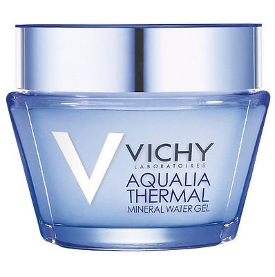 Vichy Aqualia Thermal Mineral Water Gel: Fortifying 48h hydrating care 1.69oz