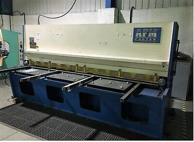 AFM FABTEX Hydraulic Guillotine   (vat @20 % is included in the price)