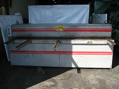 Morgan Rushworth Guillotine DD 2 mm x 2500 mm   Vat@20% is included in the price