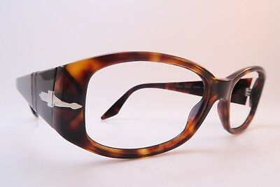 Vintage Persol eyeglasses frames acetate Mod 2756-S size 55-16 135 made in Italy