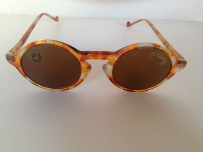 VERY RARE PERSOL RATTI 653 53 VINTAGE 1970's sunglasses made in italy BN