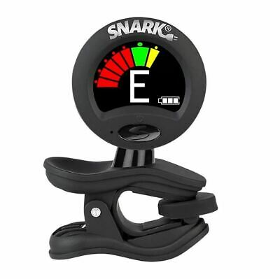 Snark Chromatic Clip-on Guitar Tuner SN-5X *GENUINE SNARK* Newer Improved Model
