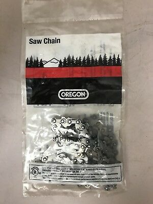 "14"" Oregon Chainsaw Saw Chain Blade Worx WG305 WG305.1 3/8""LP .050 Gauge S52"