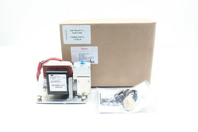 New Knf PU2737-N86 111553-00 Gas Analyzer Vacuum Pump Rev A 6lit/min