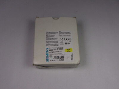 Siemens 3TK2-827-1BB40 Safety Relay ! NEW !