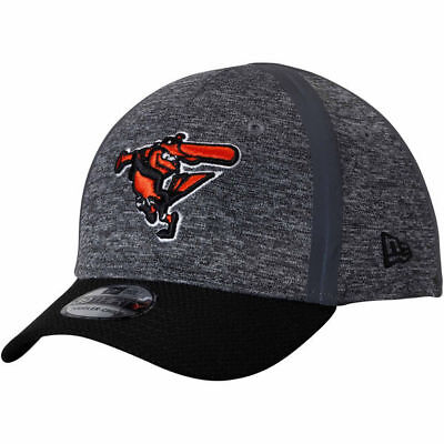 fa5b2938dcd2e3 ... cap heather oatmeal outlet stores discount code for baltimore orioles  mlb new era 39thirty clubhouse stretch fit gray black hat nwt ...