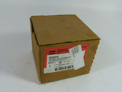 Crouse Hinds GUAX16 Conduit X-Box Exp ! NEW !