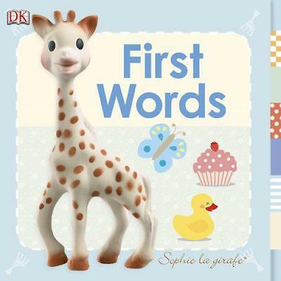 Sophie La Girafe First Words by Dk | Board book Book | 9781409347408 | NEW