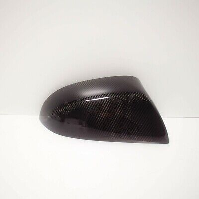 BMW X5 F15 Left Wing Mirror Cover Carbon M Performance 51162361521 New Genuine