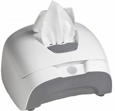 Prince Lionheart WIPES WARMER POP! GREY Baby/Child Changing Accessory BN