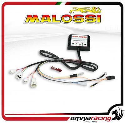 Malossi control unit Force Master 2 for Yamaha Tmax 500 2004>2007