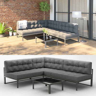gartenm bel garten lounge sitzgruppe gartengarnitur gartenset sitzgarnitur daphn eur 975 90. Black Bedroom Furniture Sets. Home Design Ideas