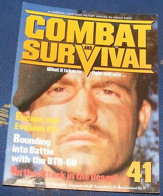 Combat And Survival Volume 3 Issue 41 - Escape And Evasion Kit