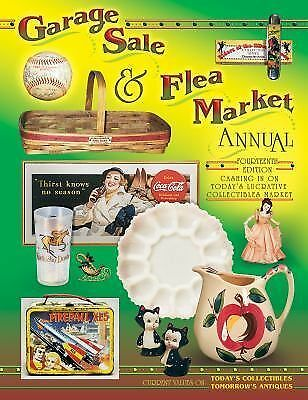 Garage Sale & Flea Market Annual: Cashing in on today's Lucrative Collectibles M