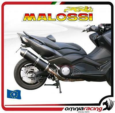 Malossi Full Exhausts system Maxi Wild Lion Silencer Yamaha Tmax 530 12>16