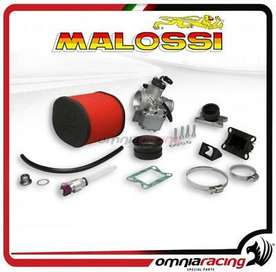 Malossi carburetor kit VHST 28 with reed valve for 2T Yamaha DT 50 X/R / TZR 50