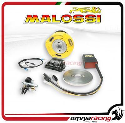 Malossi Inner rotor ignition with control unit for 2T Malaguti XSM 50 / XTM 50
