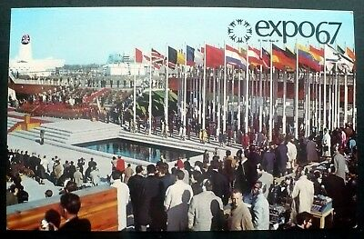 1967 Inaugural Ceremonies Opening Day, Expo 67, Montreal, Canada