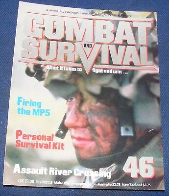 Combat And Survival Volume 3 Issue 46 - Firing The Mp5