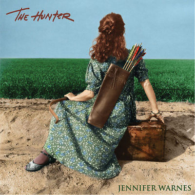 Jennifer Warnes - The Hunter - Clp-7063 - Cisco - Numbered