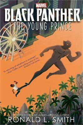 Black Panther the Young Prince (Hardback or Cased Book)