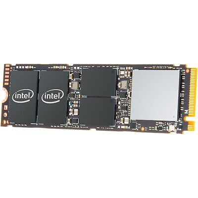 Intel® 760p 256 GB, Solid State Drive