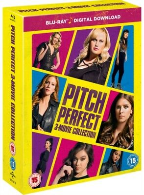 Pitch Perfect 3 Movie Collection, 5053083152109