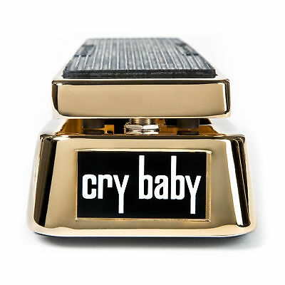 Dunlop Cry Baby Original Gold - 50th Anniversay LTD