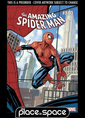 (Wk22) Amazing Spider-Man #800G - Dodson Variant - Preorder 30Th May