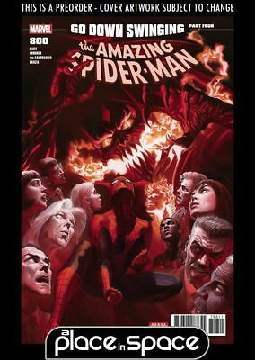 (Wk22) Amazing Spider-Man #800A - Preorder 30Th May