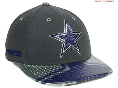 f46039bc0 DALLAS COWBOYS NFL Draft Day Low Profile New Era 59Fifty Size 7-1/8 Hat/Cap  Nwt