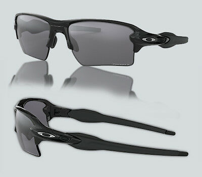 a37c5f10ca0 Authentic Oakley 0OO9188 FLAK 2.0 XL 918853 MATTE BLACK Polarized Sunglasses