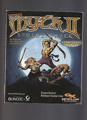 Bungie Official Myth 11 Soulblighter Hardcore Strategies and Secrets Guide
