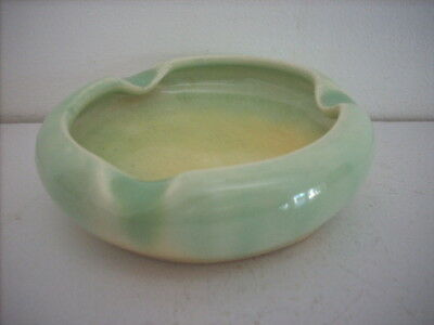 Bakewells Trent Art Ware Glazed Ashtray