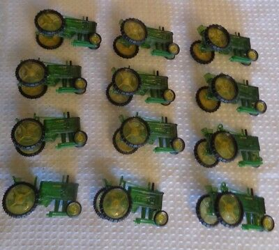 John Deere Tractor Christmas Tree or Patio Light covers 12 total plastic